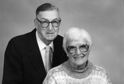 Ralph ('25) and Mary Hastings